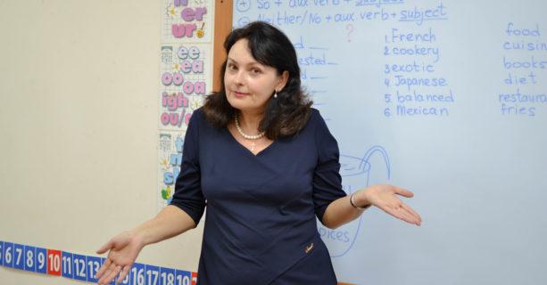 Открытый урок Г.Д. Вдовенко